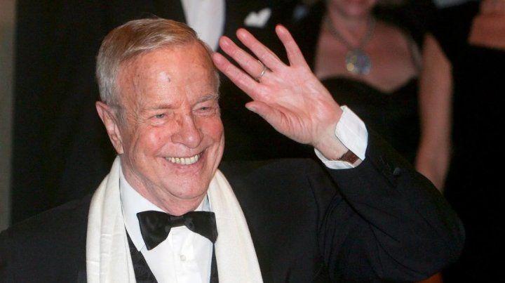 Murió el director de cine italiano Franco Zeffirelli