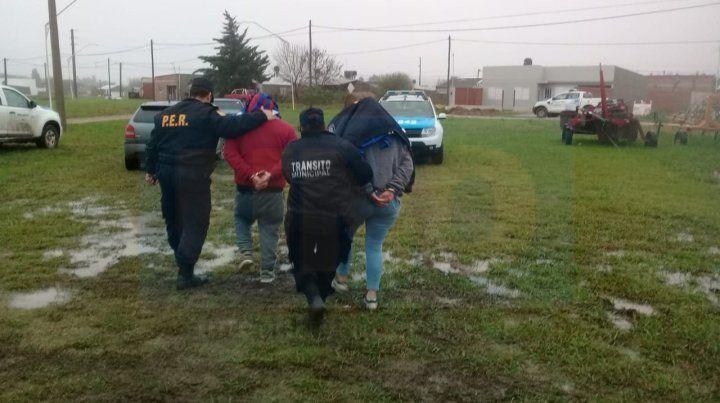 Vendedor de drogas amenazó a un vecino y descubrieron venta fraccionada