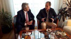 Bordet. El gobernador llegará a un acuerdo con Alberto y Cristina. Todos debemos respetarlo, dijo Busti.