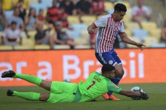 Qatar rescató un empate ante Paraguay