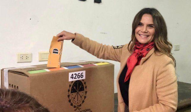 Amalia Granata entró como diputada provincial en Santa Fe