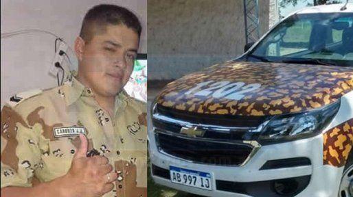 Investigan el fallecimiento de un policía de Abigeato en Concordia