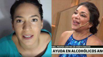 El angustiante video de la hija de Claribel Medina