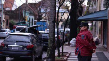 Encontraron el cuerpo sin vida de una mujer en plena calle