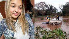 el cuerpo hallado en santa fe es el de la joven desaparecida en chaco