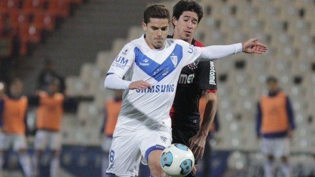 Vélez oficializó la contratación de Gago