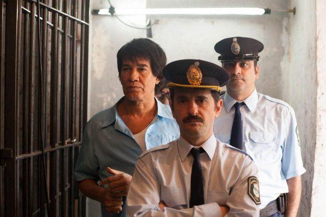 El contraste de Monzón es tremendo, dice Jorge Román, protagonista de la serie