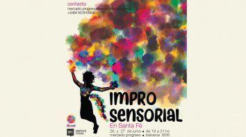 taller de improvisacion sensorial