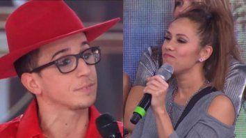 Rodrigo Noya debutó en el Bailando y habló de su fama de sex symbol