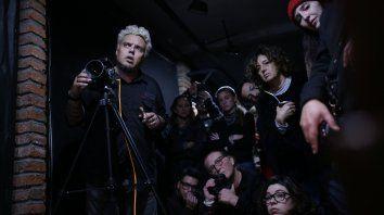 el fotografo eloy mora dio un workshop en parana