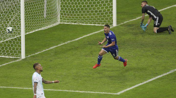 Argentina empató con Paraguay  y ahora va a todo nada ante Qatar