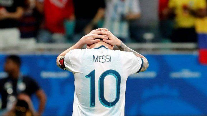 La catástrofe que podría dejar a Argentina afuera de la Copa América