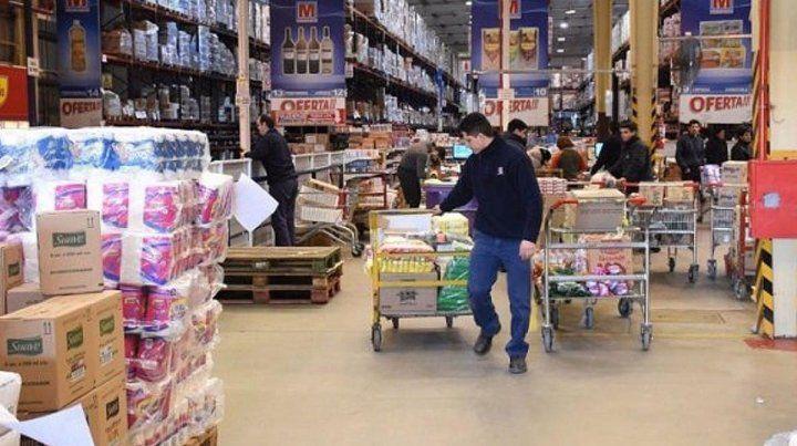 Los precios mayoristas subieron 4,9 por ciento en mayo