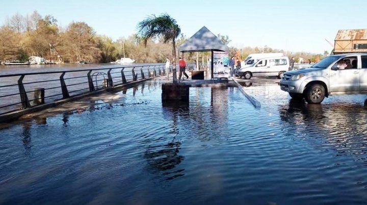Mandan ayuda a los evacuados de Gualeguaychú