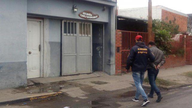 Secuestro. La Policía encontró muchos elementos de valor en las viviendas de los sospechosos.
