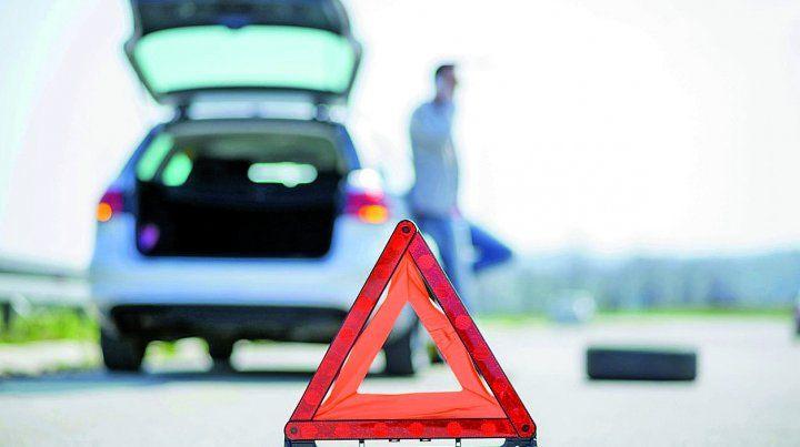 Viaje en auto, kit de seguridad obligatorio