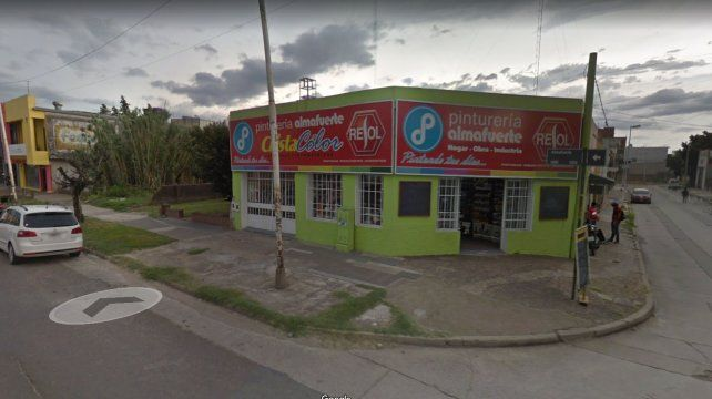 Asaltaron a un comerciante y apuñalaron a un ciclista en Paraná