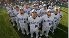 diputado propuso distinguir a la seleccion argentina de softbol