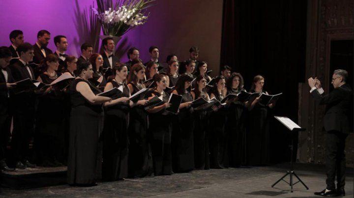 Gala de Ópera de la Compañía Coral de Santa Fe