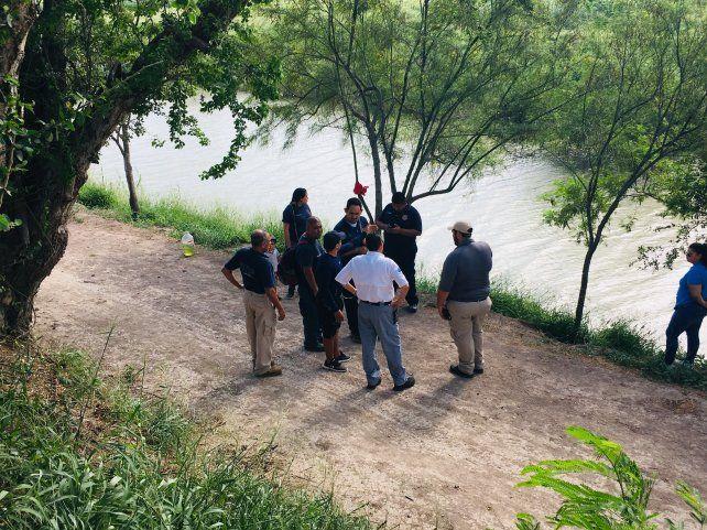 Las patrullares recorren el Río para tratar de evitar que migrantes pierdan sus vidas al intentar cruzarlo