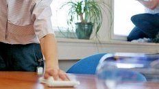 Trabajadoras de casas de familia acordaron aumento del 30%