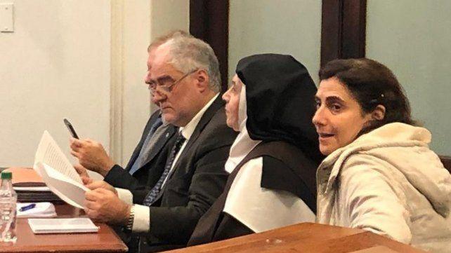La carta de la ex monja que denunció a Esther Toledo