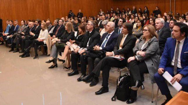 Amplio acuerdo para implementar el juicio por jurado en Entre Ríos