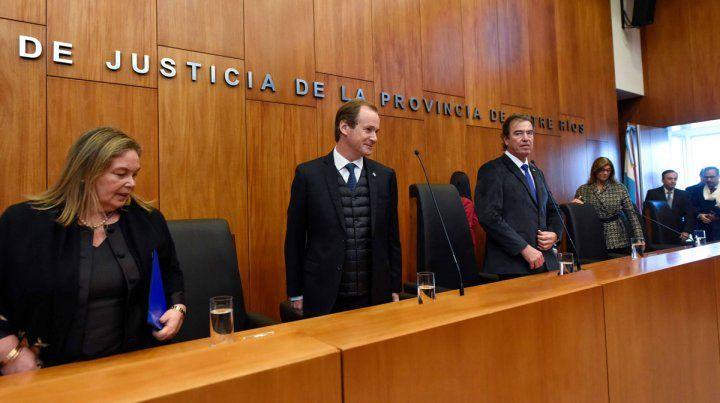 Bordet enviará a la Legislastura el proyecto de ley de Juicio por Jurado