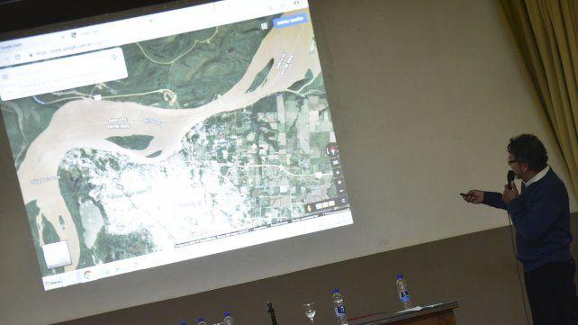 Luis Cosita Romero analizó la situación de la costa.