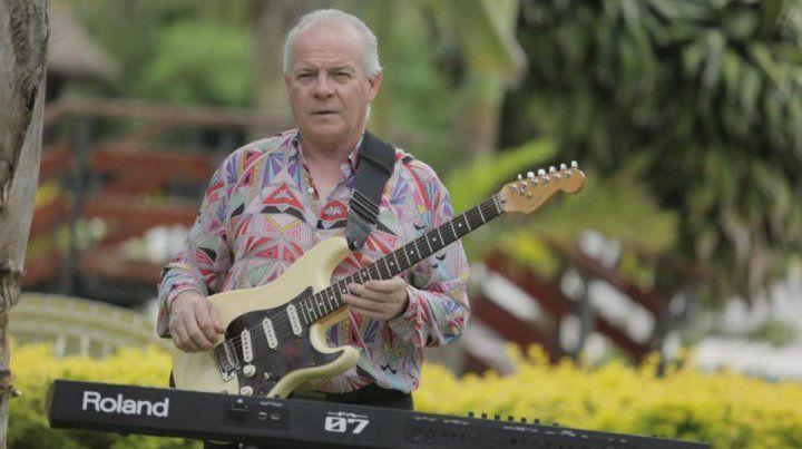 El músico Jorge Omar Grenón falleció este jueves.