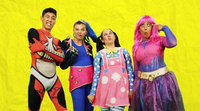 K-Up! presenta su álbum de música original para niños, Ven a bailar!