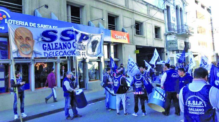 Galeano busca la expansión del SSIP hacia vigiladores de otras provincias