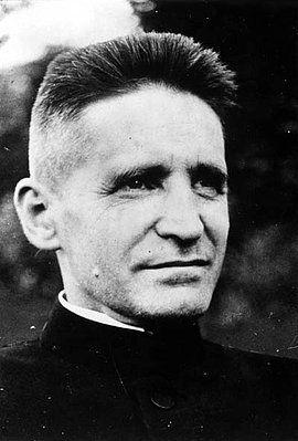 El martirio del padre Rupert Mayer