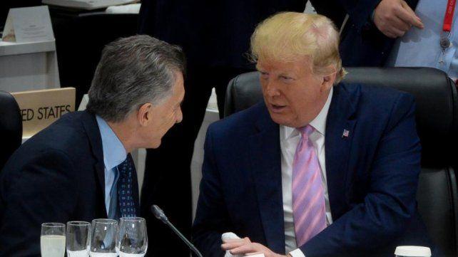 Tras el acuerdo del Mercosur y la UE, Macri habló en el G-20 de buenas noticias económicas
