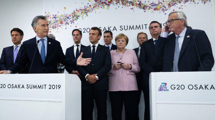 Macri: Tenemos el objetivo de ser productores mundiales de energía