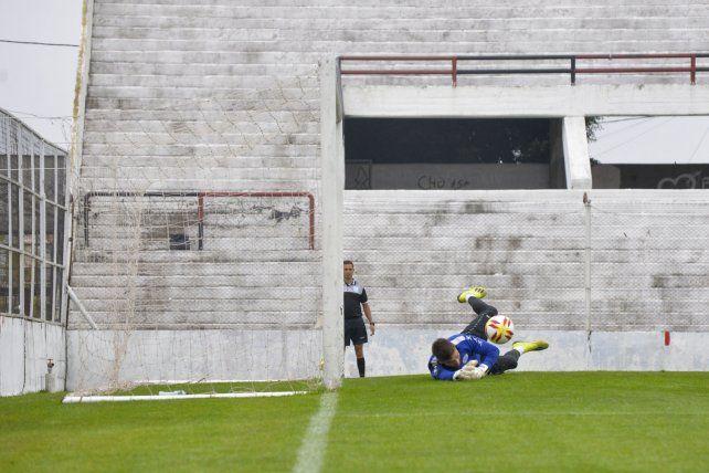 Patronato jugó su segundo amistoso contra Godoy Cruz