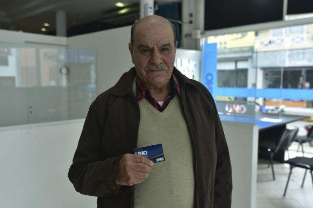 El Gallego se llevó la tarjeta de Beneficios <b>UNO</b>.