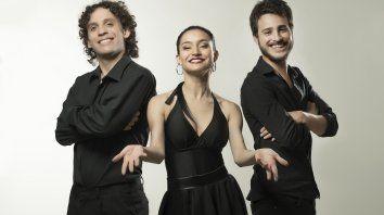 tangos magicos, musica, danza e ilusionismo