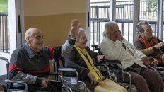 derechos de adultos mayores en la agenda sanitaria de la provincia