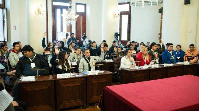 Concejo Deliberante Estudiantil realizará la última sesión de 2019