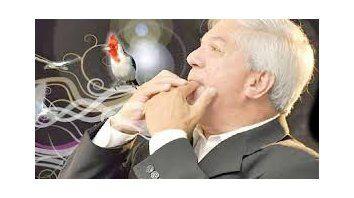 Pájaros. Rubén Cuestas y un homenaje al canto de las aves en los escenarios.