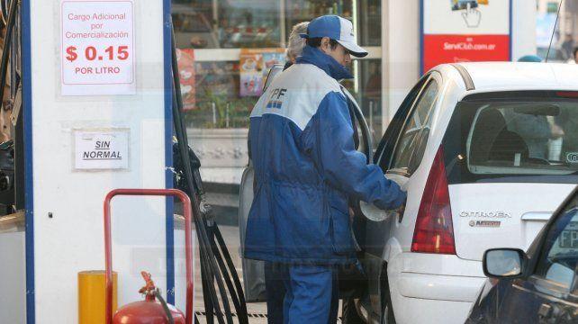Julio se inició con un nuevo aumento de combustibles