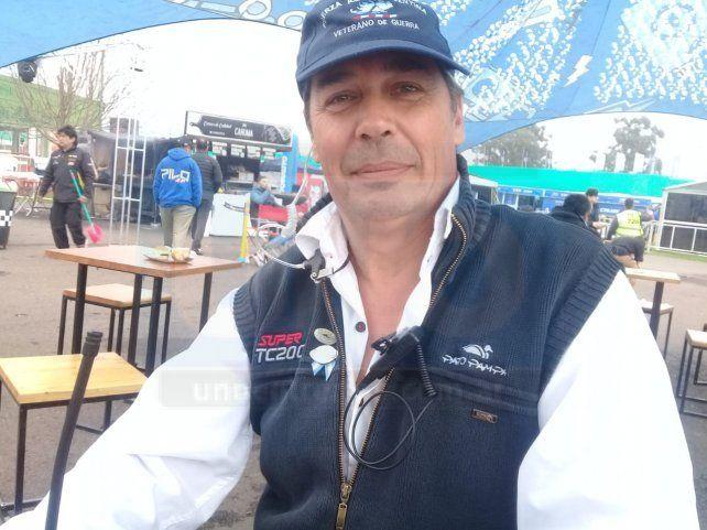 Prensa Institucional. Roberto Mayorana