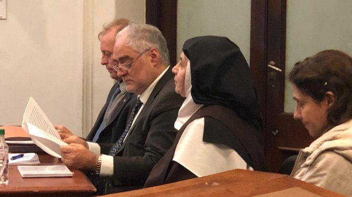 Carmelitas: Tan solo con escucharnos se reparó parte del daño