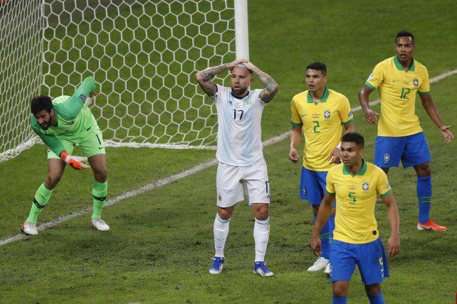 Brasil puso fin a la ilusión de Argentina