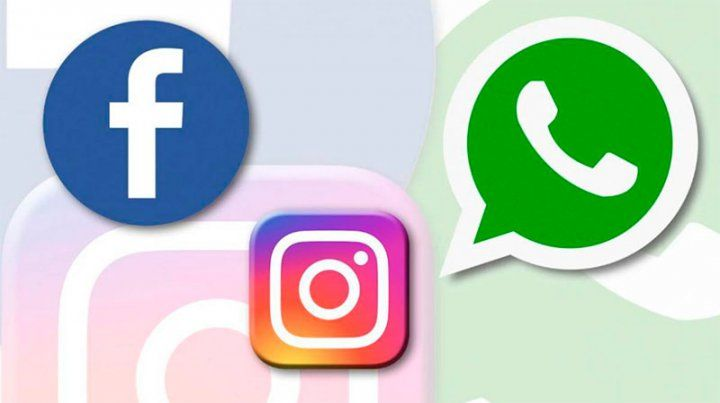 Reportan fallas en WhatsApp, Instagram y Facebook