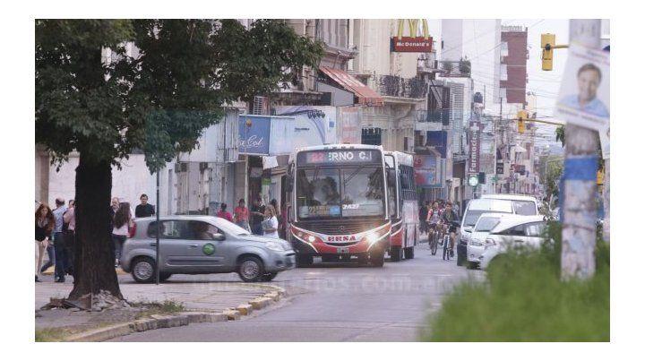 UTA dispuso un paro nacional de colectivos