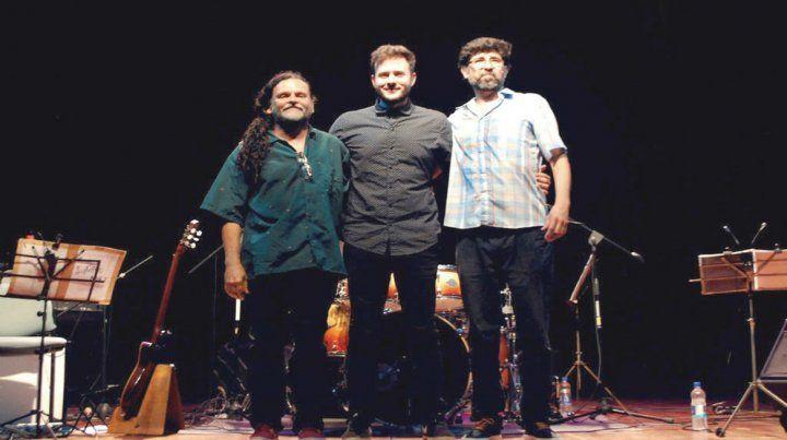El trío Scalectrick se presentará en el ciclo Jazz en la Casa