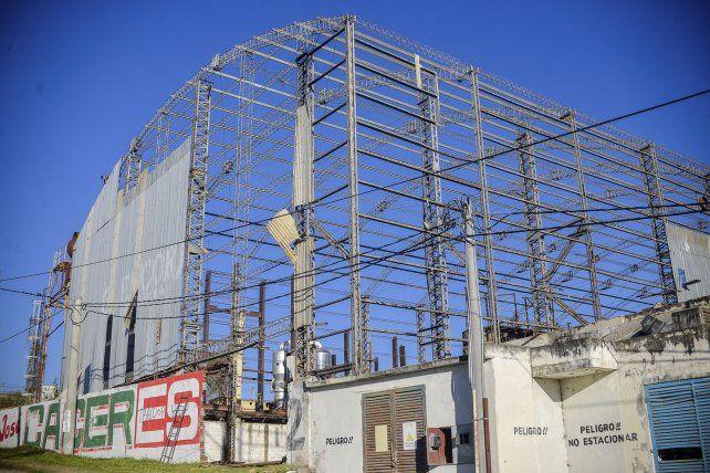 Se desmantela la estructura de otra firma emblemática de la producción local
