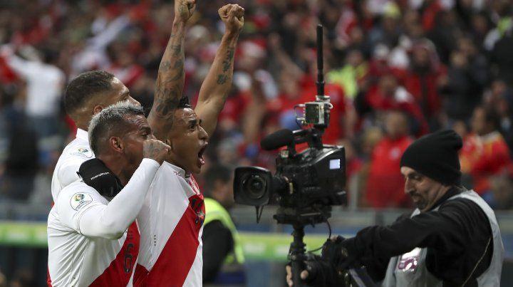 Perú jugará una final luego de 44 años.